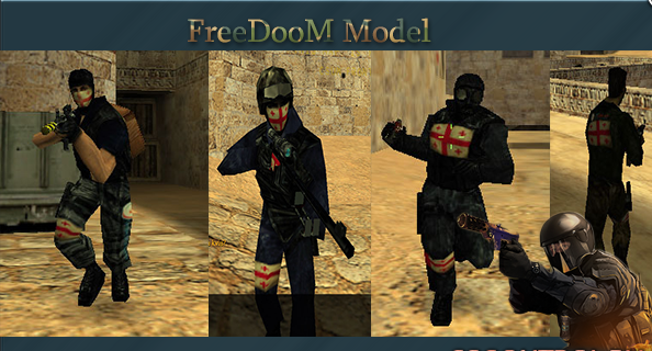 FreeDooM Model [Geor...