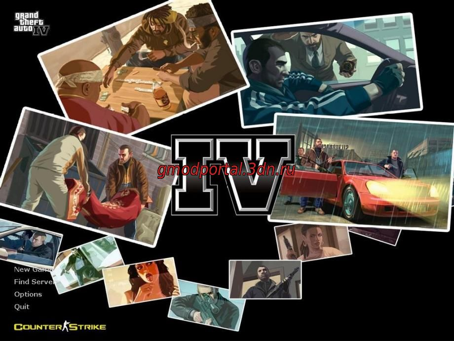 GTA IV Background